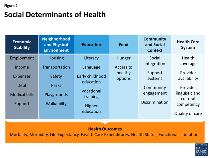 Social Detriments of Health