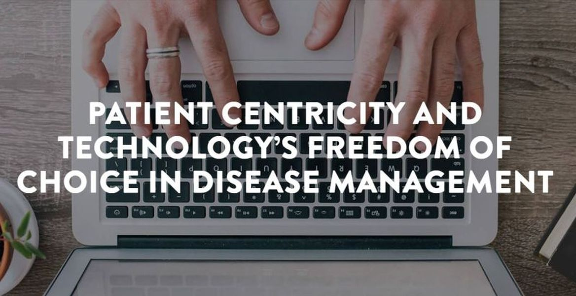 Kinetix: Patient Centricity and Technology's Freedom of Choice in Disease Management